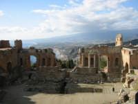TEATRO GRECO DI TAORMINA  - Taormina (7438 clic)
