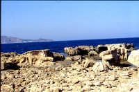 isola di Favignana cava tufo S. Nicola   - Egadi (4080 clic)