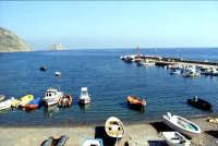 isola di Marettimo porto e punta Troia   - Egadi (8831 clic)