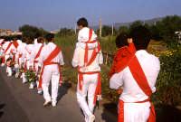 festa di S. Sebastiano, devoti in processione   - Avola (3154 clic)