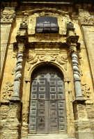 Naro Chiesa di S.Salvatore facciata   - Naro (2240 clic)