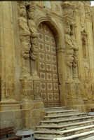 Naro Chiesa S.Francesco portale   - Naro (3342 clic)