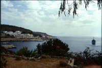 isola di Levanzo, porto   - Egadi (3315 clic)
