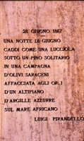 Agrigento, Kaos poesia Pirandello   - Agrigento (6781 clic)