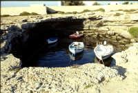 isola di Favignana Grotta Perciata    - Egadi (4358 clic)