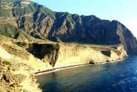isola di Salina la costa di Pollara   - Eolie (11891 clic)