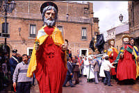 Pasqua i santoni  - Aidone (5025 clic)
