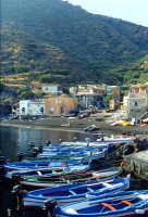 isola di Salina, Rinella porto e barche   - Eolie (5115 clic)