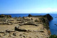 isola di Panarea, Villaggio preistorico di capo Milazzese   - Eolie (10371 clic)