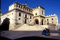Palma di Montechiaro Monastero benedettino facc   - Palma di montechiaro (4432 clic)