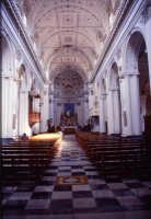 chiesa madre navata centrale   - Burgio (5298 clic)