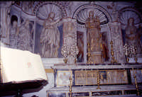 chiesa madre statue gaginiane   - Burgio (5672 clic)