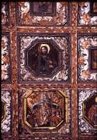 Chiesa del Rosario tetto a cassettoni part.   - Favara (4295 clic)