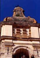 chiesa della Motta campanile in maiolica   - Burgio (4694 clic)