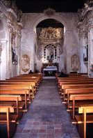 Chiesa del Rosario navata centrale   - Favara (6679 clic)