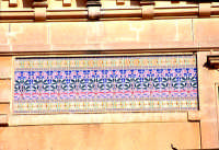 Chiesa madre stucchi e affreschi        - Burgio (4476 clic)