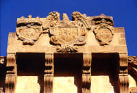 porta S.Salvatore particolare   - Burgio (3916 clic)