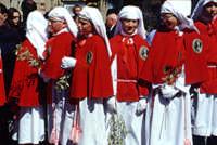 Domenica palme, ingresso Gesý a Gerusalemme  - Enna (3043 clic)