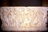 museo archeologico N. sarcofago   - Agrigento (2936 clic)