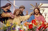 Pasqua processione Sanpauluna   - San cataldo (5618 clic)