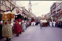 Pasqua processo a cristo sett. Santa   - San cataldo (6605 clic)