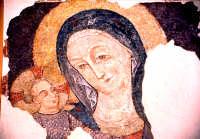 priorato S. Marco, affresco internoi   - Piazza armerina (3369 clic)