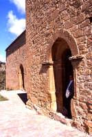 priorato S. Marco, ingresso laterale   - Piazza armerina (3596 clic)