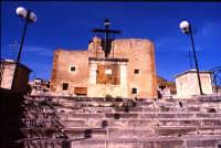 Castello e calvario   - Burgio (4314 clic)