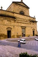 chiesa madre, facciata   - Pietraperzia (6095 clic)