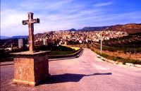panorama dalla croce   - Burgio (3970 clic)