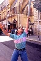 Ribera, pasqua, equilibrio con stendardo   - Ribera (9604 clic)