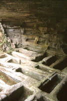 Larderia, tombe terragne   - Cava d'ispica (7453 clic)
