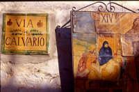 nome di via in maiolica   - Burgio (3225 clic)