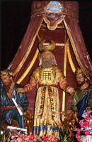 Giovedi Santo Caiafa Pasqua CALTANISSETTA Giuseppe Iacono