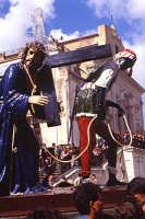 Pasqua processo a cristo sett. Santa   - San cataldo (6988 clic)