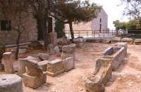 museo e vari reperti e sarcofagi   - Camarina (6758 clic)