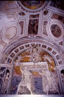 Chiesa madre stucchi e affreschi   - Burgio (4359 clic)