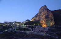 Panorama serale  - Roccella valdemone (6628 clic)