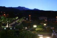 Etna in eruzione visto da Zafferana Etnea 17.05.2008  - Zafferana etnea (2398 clic)