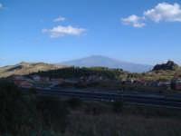 L'Etna vista da Cesarò  - Cesarò (6371 clic)