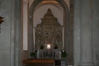 interno della Chiesa Madre S Nicolo' di Bari, la Natività di Gesù, commissionato nel 1526 al Antonello Gagini dal barone Giovanni Michele Spadafora, ma quasi totalmente eseguita dal figlio Giacomo.    - Roccella valdemone (5157 clic)