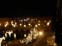 ponte umbertino a natale  - Siracusa (4045 clic)