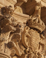Particolare, Duomo  - Siracusa (1743 clic)