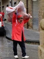 Mazzarino caltanissetta dal fornitore all'ingrosso al venditore, la carne viene trasportata anche co