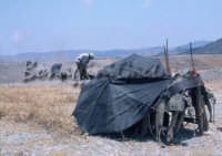Sicilia 1980/82 civilta' contadina: Nostalgia?  - Mazzarino (3183 clic)