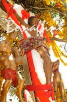 Processione del Fercolo del SIGNORE DELL'OLMO prima domenica di Maggio  - Mazzarino (3302 clic)