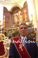 Processione del Fercolo delSIGNORE DELL'OLMO  - Mazzarino (2990 clic)