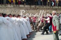 Processione del Fercolo delSIGNORE DELL'OLMO  - Mazzarino (2918 clic)
