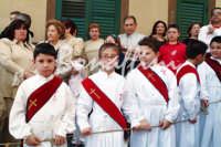 Processione del Fercolo delSIGNORE DELL'OLMO  - Mazzarino (3733 clic)