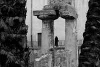 Tempio di Apollo, VI sec. A.C. (Ortigia)  - Siracusa (4181 clic)